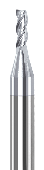 Variable Helix End Mills for Aluminum Alloys - Square