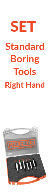 Sets - Standard - Boring Tools - Right Hand