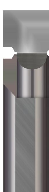 Standard - Grooving Tools - Undercutting - Full Radius