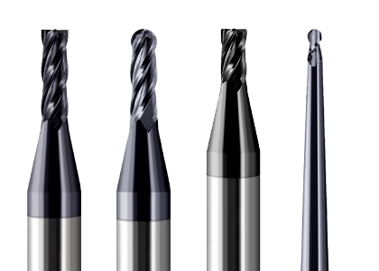 Miniature End Mills