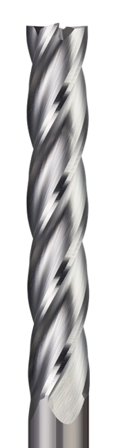 End Mills - Square - 2, 3, 4 Flute - Long Flute