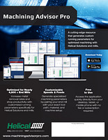 Helical Flyer Machining Advisor Pro