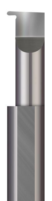 Standard - Grooving Tools - Full Radius