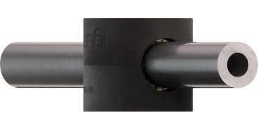 RTJUMP Teilbares Design: drylin® R-Lineargehäuse für Rundwellen