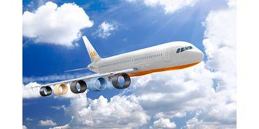 Aircraft with iglidur plain bearings