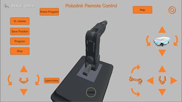 igus Robot Control system