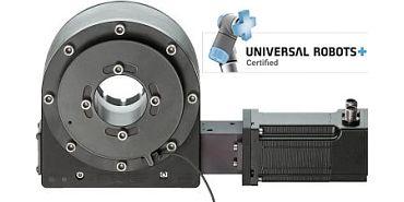 Drehachse für Universal Roboter