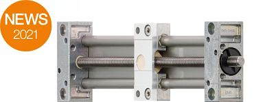 SLWC linear modules with short carriages