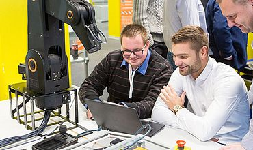 igus® Robot Control Workshop