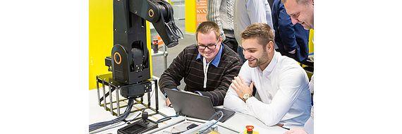igus® Robot Control Workshop