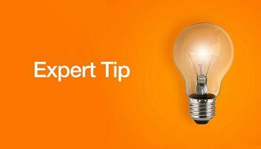Expert's tip