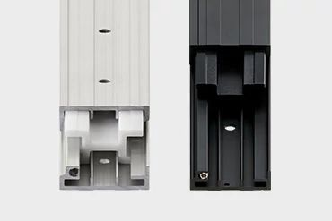 nt-60 telescopic rail by igus