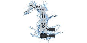 Splash water RL-DP