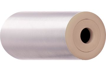 xiros® guide rollers, stainless steel roller with xirodur A500 fixed flange ball bearing