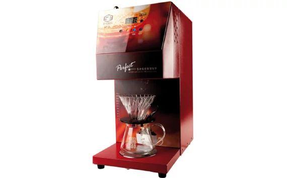 Corrosion-resistant coffee machine