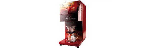 Korrosionsbeständige Kaffemaschine