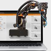 robolink the articulate robot