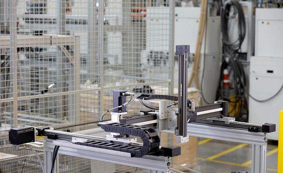 gantry linear robot