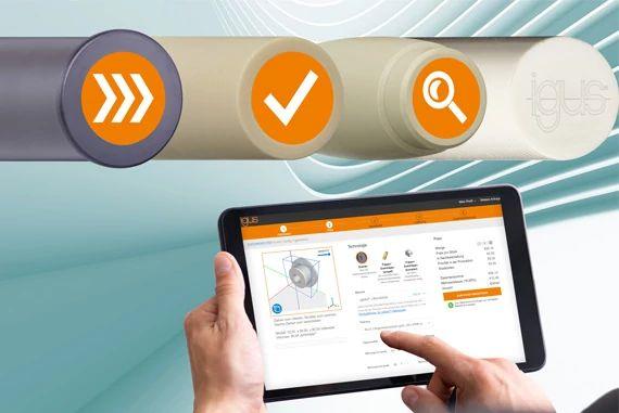 plastic rod online configurator