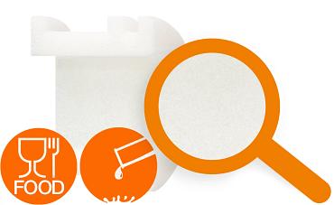 Plástico iglidur resistente a los productos químicos para la impresión 3D