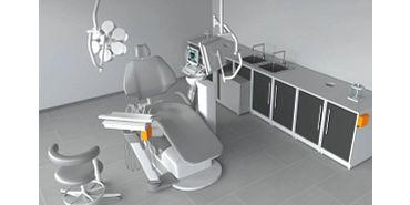 e-spool flex mini em consultórios de dentista