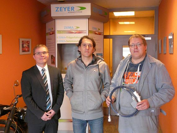 readycable bei ZEMA