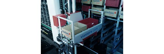 viastore Systems with chainflex