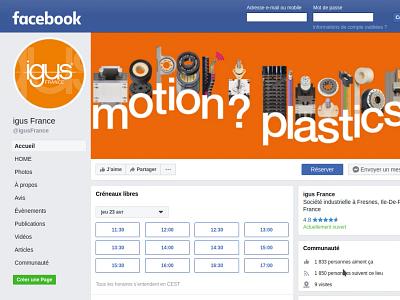 igus facebook page