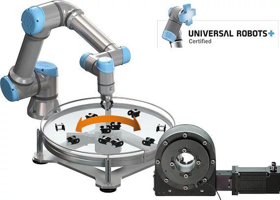 robolink D Gelenk für UR Roboter