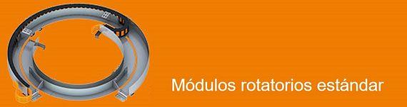 Suministros de energía giratorios Standard