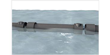 Attenuatoren Hydroenergie