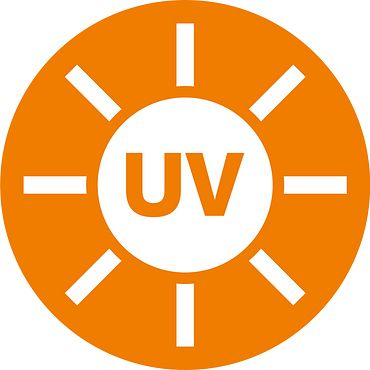 UV and weather-resistant