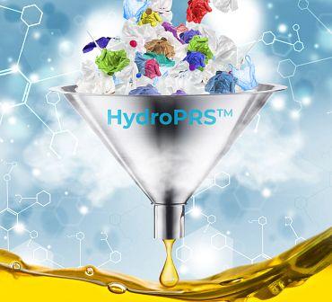 Aus Plastik wieder Öl gewinnen mit HydroPRS