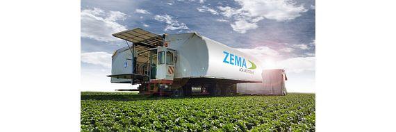 Konfektionierte readycable in ZEMA Erntemaschinen