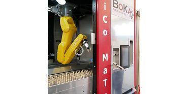 "Drive-In Corona Station ""DriCoMaTe"" der BoKa Automatisierung GmbH"