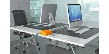 e-spool flex mini em escritórios