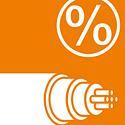 <p>Verschiedene Leitungstypen und Längen als Restbestände zu attraktiven Konditionen verfügbar.</p>