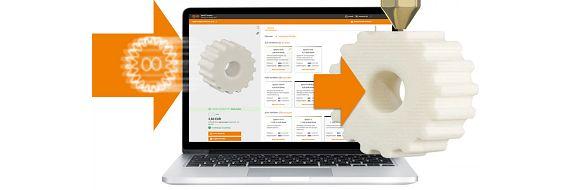 3D-Zahnriemenrad online konfigurieren und bestellen