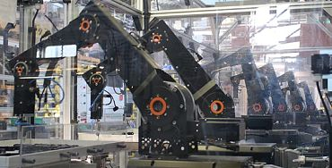 Process enhancement with robots