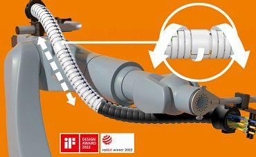 TRX - teleskopierbare 3D-Bewegungen