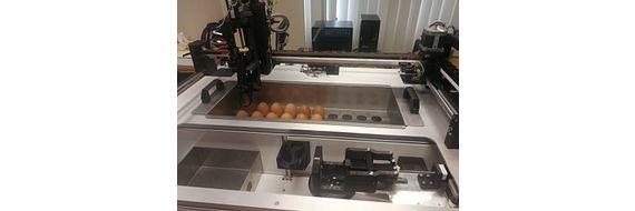 Egg-cracking-machine