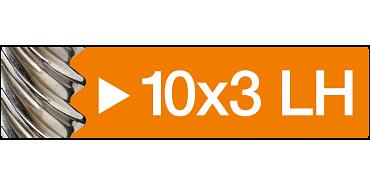 10x3 LH