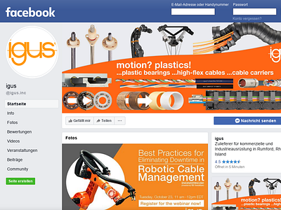 igus_inc facebook page