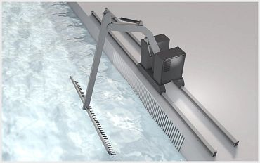 Screening plant hydro energy