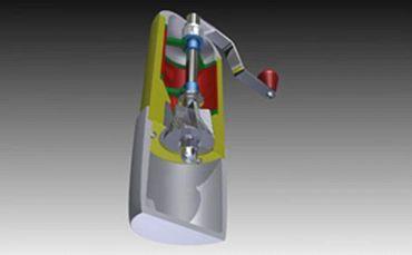 Lubrication-free bearings for coffee grinders