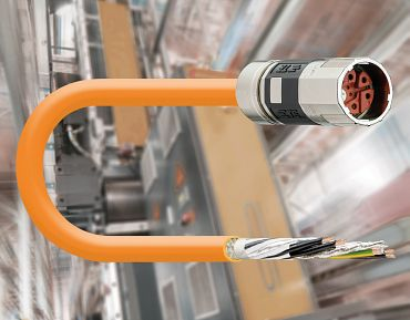 RCa hybrid cable suitable for Siemens