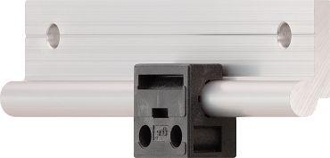 WMP-01-10-M - linear bearings made of plastic