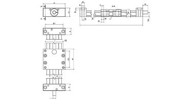 SLW-ES technische Zeichnung