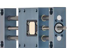 SHT-FF Linearmodul mit Schnellverschluss-Mechanismus