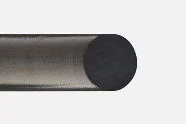 plastic rod round bars